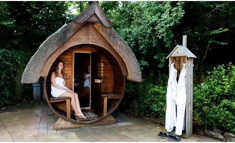 Groupon: Friesland: tweepersoonskamer voor 2 incl. dag sauna