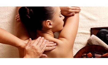 Wowdeal: Kruidenstempel massage bij Just Nature