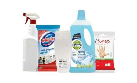 Wowdeal: COVID- of Hygienepakket