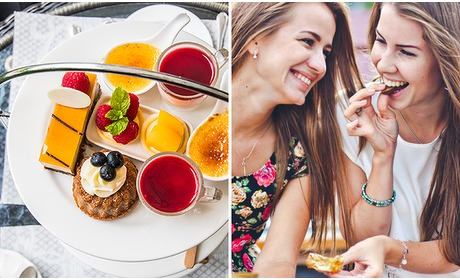 Social Deal: Afhalen: high tea bij Intersport Cafe by Coffee & More