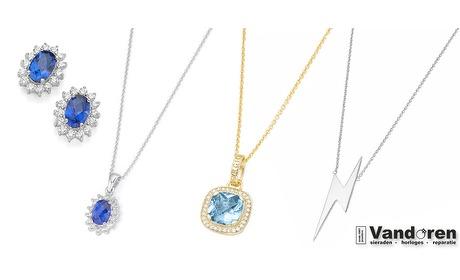 Wowdeal: Keuze uit 3 sieraden bij Juwelier Van Doren