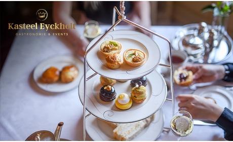 Social Deal: Thuisbezorgd of afhalen: luxe high tea van patissier Wouter