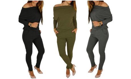 Groupon: Trendy dames jumpsuit