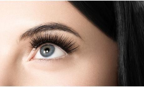 Groupon: Wimperextensions of -lifting