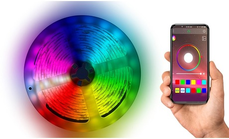 Groupon: Bluetooth LED-stripverlichting