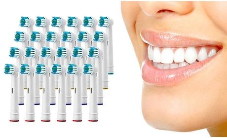 Groupon: Oral-B compatibele opzetborstels