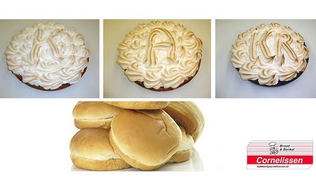 Wowdeal: Schuimvlaai naar keuze en 10 zachte broodjes van Bakkerij Cornelissen