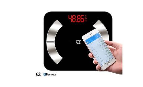 Wowdeal: Slimme weegschaal met Bluetooth functie