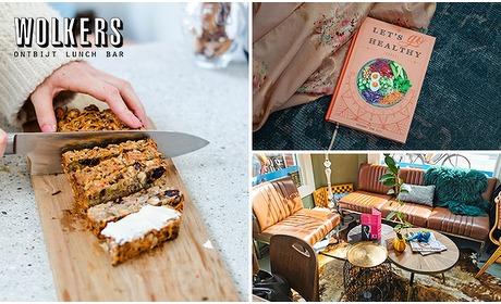 Social Deal: Afhalen: brood- of maaltijdbox + receptenboek bij Bar Wolkers