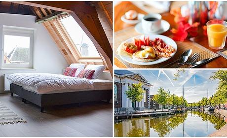 Social Deal: Overnachting voor 4 personen + ontbijt in Schiedam