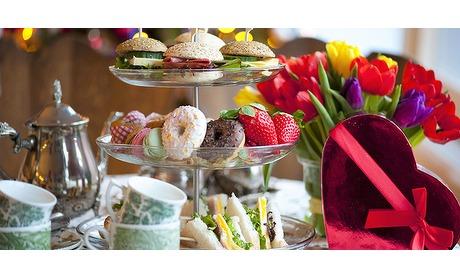 Wowdeal: Valentijnsdag brunch of high tea: breng de romantiek in huis