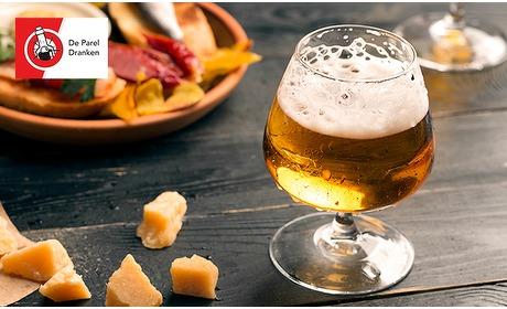 Social Deal: Thuisbezorgd of afhalen: bierpakket (6 stuks)