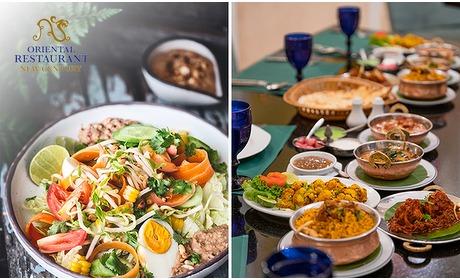 Social Deal: Afhalen: Indische rijsttafel bij Orental New Century