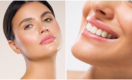Social Deal: Wimperlift of tandenbleekbehandeling