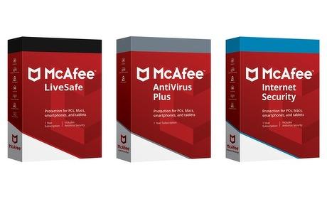 Groupon: Antivirus-software van McAfee