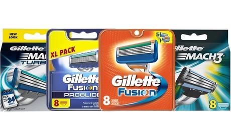 Groupon: Gilette scheermesjes