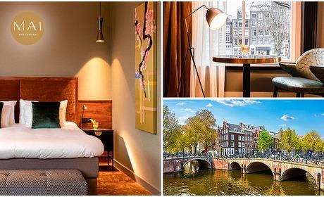 Social Deal: Overnachting voor 2 + ontbijt in hartje Amsterdam
