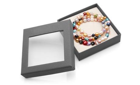 Groupon: Armbanden met zoetwaterparels