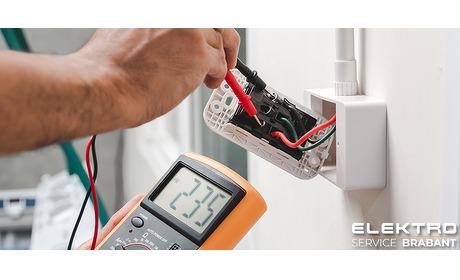 Wowdeal: Onderhoud elektra (4 arbeidsuren) bij Elektro Service Brabant