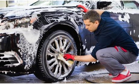 Groupon: Reinigen van je auto