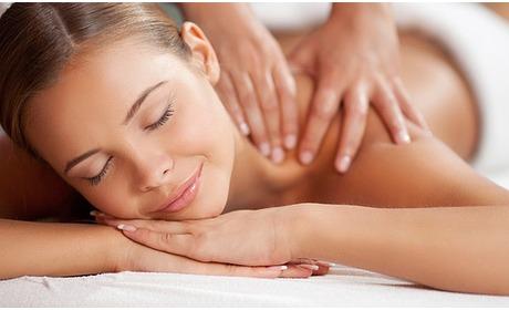 Social Deal: Massage (60 min) + scrub voor 1 of 2 personen