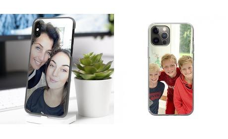 Wowdeal: Telefoonhoesje iPhone of Samsung Galaxy met foto