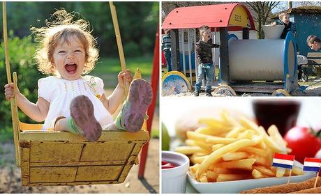 Social Deal: Entree speeltuin + friet + snack + drankje