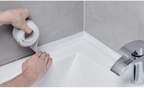 Groupon: Waterdicht sanitairtape