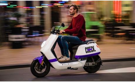 Groupon: Check: 120 rijminuten deelscooter