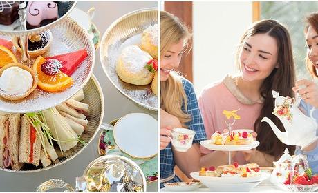 Social Deal: Thuisbezorgd of afhalen: high tea bij Smakelijk Eten Breda