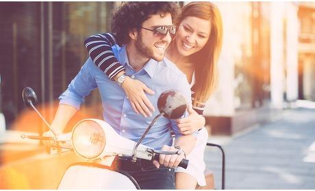 Social Deal: Huur van Vespa-scooter