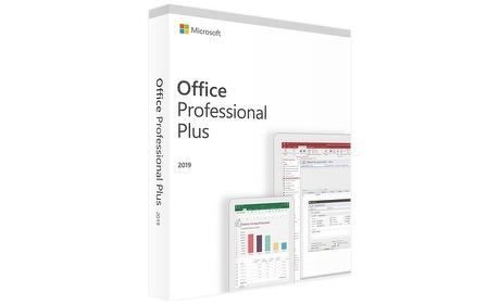 Groupon: Microsoft Office 2019 Professional Plus