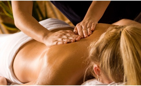 Groupon: TREATMENTS: D-stress-massage