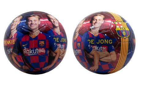 Wowdeal: FC Barcelona-voetbal van Frenkie de Jong
