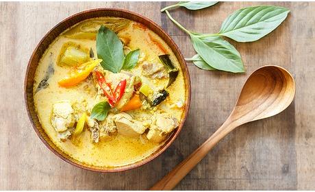 Social Deal: Thais 3-gangen keuzediner bij The Spice Thai Kitchen