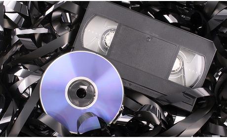 Social Deal: Video omzetten naar dvd of USB