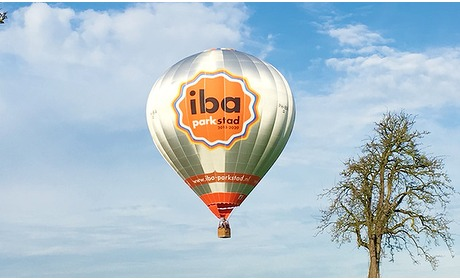 Social Deal: Ballonvaart + glas champagne + oorkonde