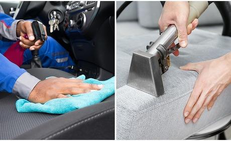 Social Deal: Dieptereiniging meubelstuk of autobekleding