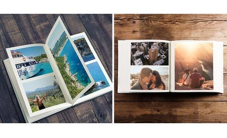 Wowdeal: Fotoboek 24 of 72 pagina's