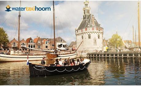 Social Deal: Rondvaart door Hoorn + onbeperkt drankjes