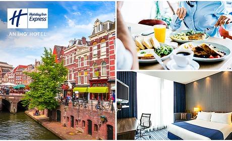 Social Deal: Overnachting voor 2 + diner + ontbijt nabij Utrecht
