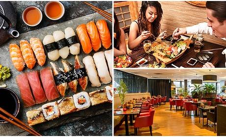 Social Deal: All-You-Can-Eat sushi + Indonesische gerechtjes