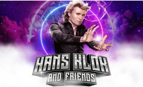 Groupon: Ticket voor Hans Klok & Friends