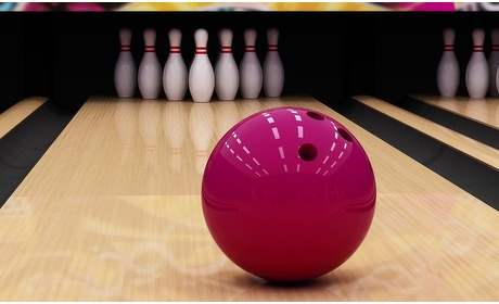 Groupon: Mijdrecht: 1 uur bowlen + kipsate