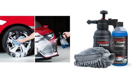 Wowdeal: Reinigingsset voor de auto
