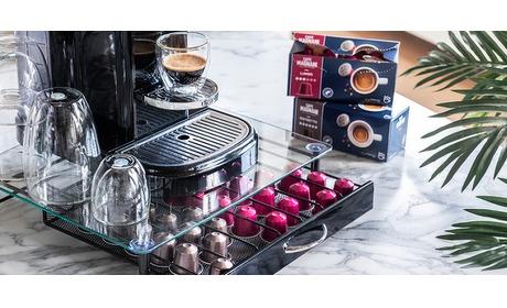 Wowdeal: Koffie Cups Houder met lade