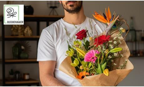 Groupon: Waardebon van 15 euro voor bloemen