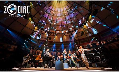 Social Deal: Entreeticket voor ZODIAC de musical