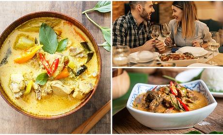 Social Deal: Afhalen: Thais menu