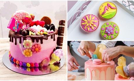 Social Deal: Workshop cupcakes of taart decoreren (2,5 of 3 uur)